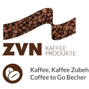 ZVN Kaffee Produkte ist Ihr Großhändler für Kaffee, Kaffee Zubehör und Coffee to Go Becher
